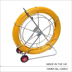 COBRA DUCT CABLE HIGH CAPACITY