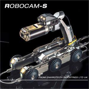 ROBOCAM-S PIPE CRAWLER