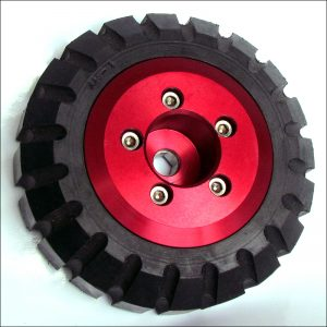 CAMERA CRAWLER WHEELS 120MM